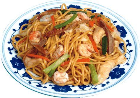 wok  roll lo mein soft noodle