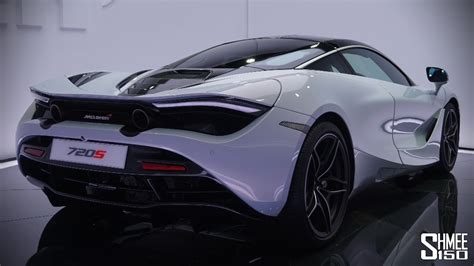 This Is The Mclaren 720s!