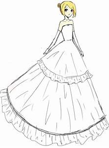 Rin's Prom Dress by Achiako on DeviantArt