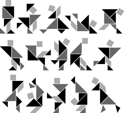 tangram globetrotter