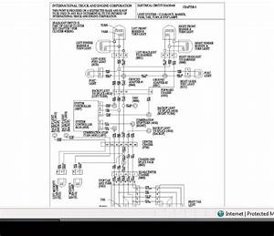 2015 International Wiring Diagrams