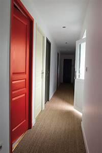 couleur peindre mur marie claire maison With quelle couleur de peinture pour un couloir 2 conseils pour mon couloir