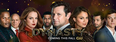 The Cw Reboots 80's Soap 'dynasty'