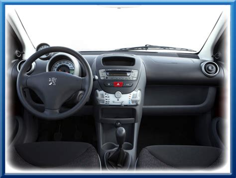 Peugeot 107 Usb / Sd / Aux Interface Xcarlink