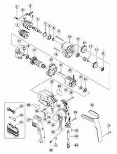 Buy Hitachi D13vg 1  2 Inch  9amp  600rpm  Reversible