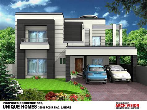 Home Design 10 Marla : New Modern 5 Marla House Design
