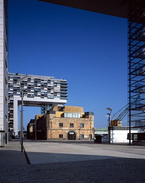 Wohnung Mieten Köln Rheinauhafen by Molestina Architekten Zollhalle 12 Rheinauhafen K 214 Ln