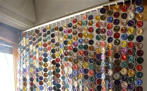 hacer cortinas con material reciclado cortinas diy decorar cortina