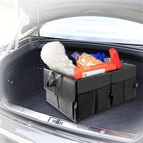 boite rangement coffre de voiture simike organiseur