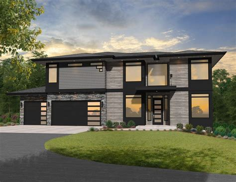 Modern Home Design Nc by Soar Modern House Plans By Stewart Home Design