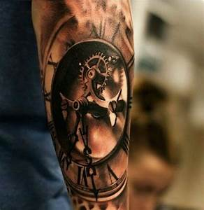 Steampunk Tattoos Designs, Ideas and Meaning | Tattoos For You