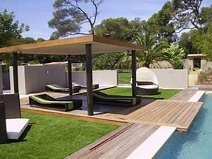 best amenagement piscine contemporaine photos With amenagement d une piscine 0 amenagements exterieurs am esquisse architecte d