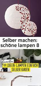 Lampen Selber Bauen Anleitung : selber machen sch ne lampen 8 lampen selber machen ~ A.2002-acura-tl-radio.info Haus und Dekorationen