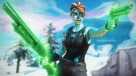 green weapons  fortnite kinda easy