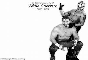 WORLD WRESTLING ENTERTAINMENT: Eddie Guerrero