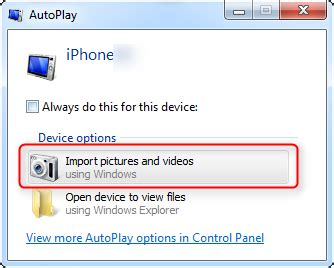 how to move pictures from iphone to pc solved how to import photos from iphone to hp laptop How T