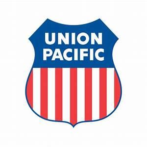 Union Pacific logo vector - Logo Union Pacific Railroad ...