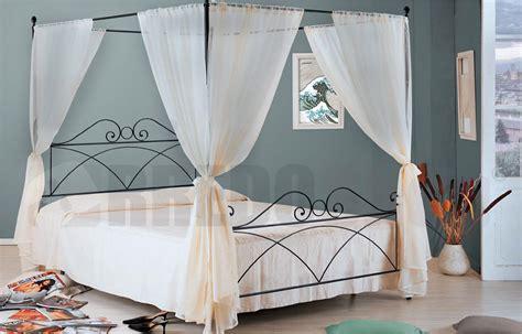 baldacchino letto letto in ferro battuto a baldacchino sabrina ales colore