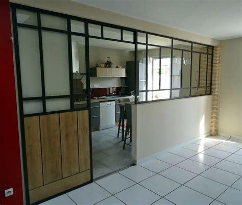 porte vitree cuisine porte coulissante vitree interieure porte vitr e