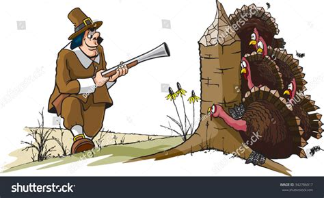 Turkey Hunting Cartoons