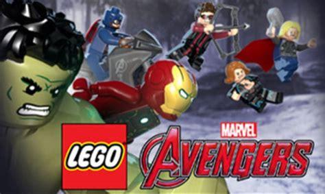 Lego Marvels Avengers 3ds And Wii U Screenshots