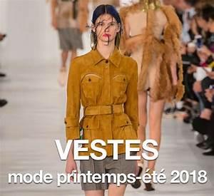 Mode Printemps 2018 : tendances vestes printemps t 2018 5 vestes shopper en ~ Nature-et-papiers.com Idées de Décoration