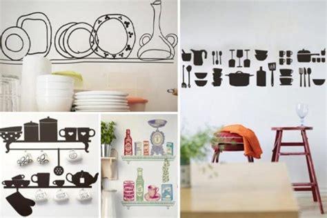 idee decoration murale pour cuisine 20 idées intéressantes de déco murale cuisine