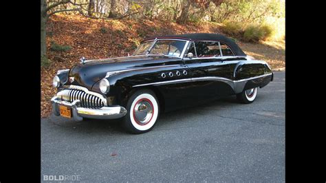 1949 Buick Roadmaster Convertible For Sale by Buick Roadmaster Convertible