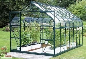 Serre De Jardin En Verre URANUS 11500 Strelitzia Lams