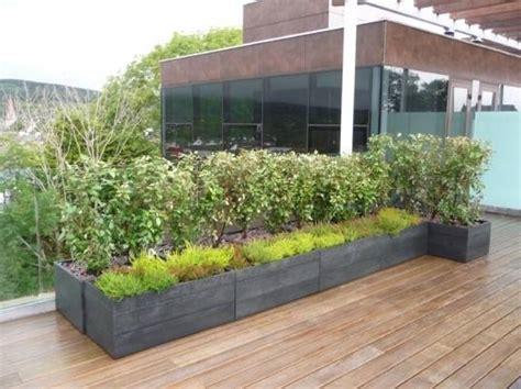 vasi da terrazzo in plastica fioriere terrazzo fioriere