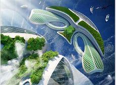 Aequorea Amazing futuristic architecture concept by