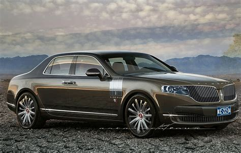 2014 Lincoln Continental. 21st