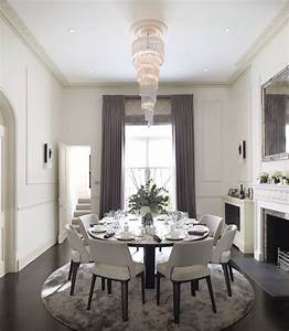 Round, Dining, Table, To, Decorate, Your, Home