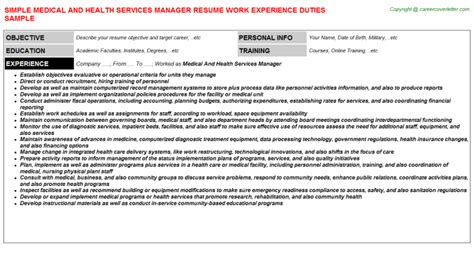 Health Information Management Resume Sle by Health Information Management Resume Exles Ideas Resume Exles For Entry Level Entry