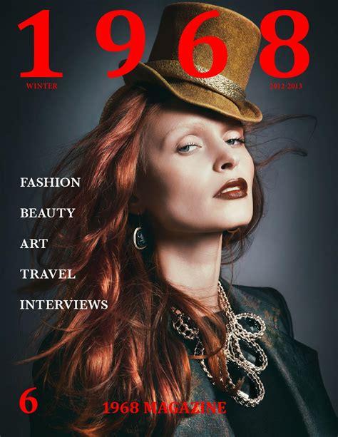 Issue 6 Winter 2013 by 1968 Magazine Issuu