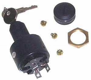 Boat Electronic Ignition Switch  3