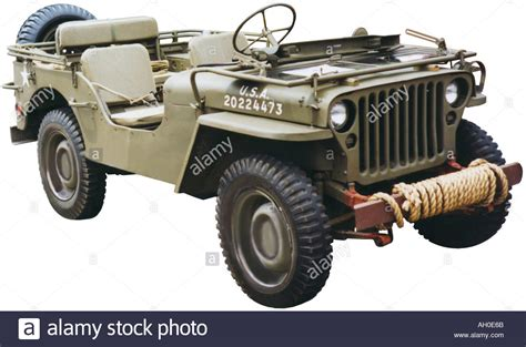 army jeep 1944 us army jeep wwii gpw stock photo royalty free