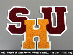 varsity letter what to do with it church hill classics With high school varsity letters
