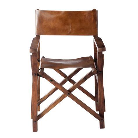 chaise réalisateur chaise de réalisateur pliable hoha univers assises et