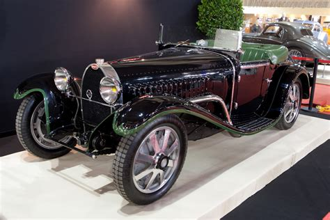 1932 Bugatti Type 55 Billeter & Cartier Cabriolet