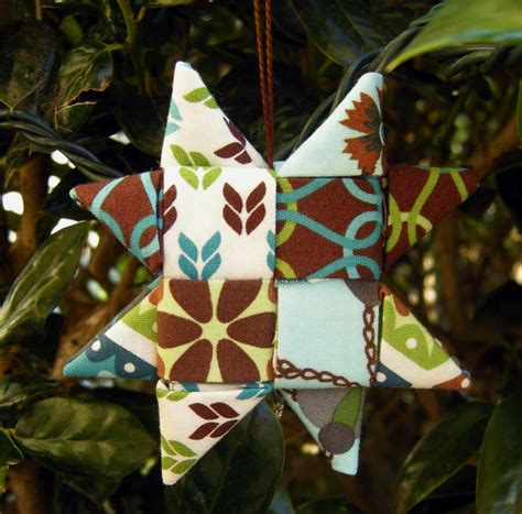 15 best photos of folded star christmas ornament origami