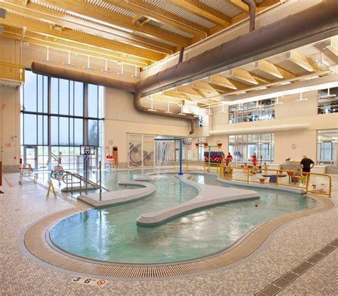 The Sammamish Community and Aquatic Center Makes a Splash