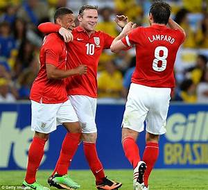 Brazil 2 England 2: Mark Chamberlain missed Alex Oxlade ...