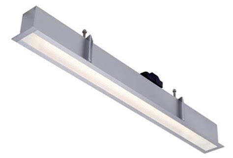 160124 t5 bar 24w recessed ceiling lights