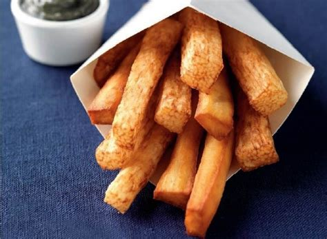 cuisiner igname 17 meilleures idées à propos de frites d 39 igname sur