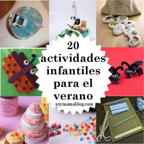 20 actividades infantiles para el verano actividades 439   6170bcf319f67cdcd799842031c53a52
