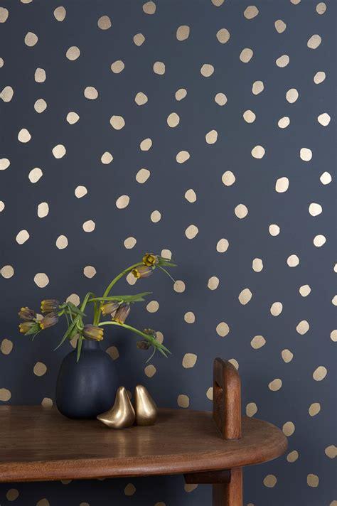 polka dot walls  pop    home