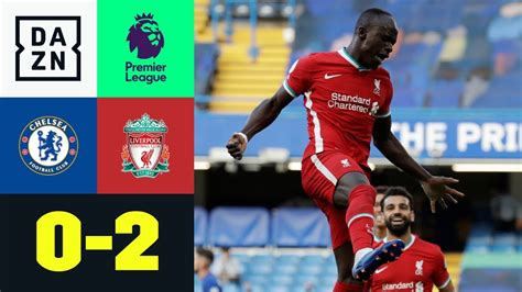Chelsea vs Liverpool (0-2) | Resumen y goles | Highlights ...