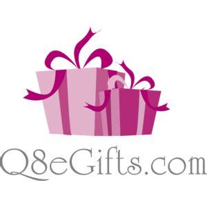 q8e gifts logo vector logo of q8e gifts brand free download eps ai png cdr formats