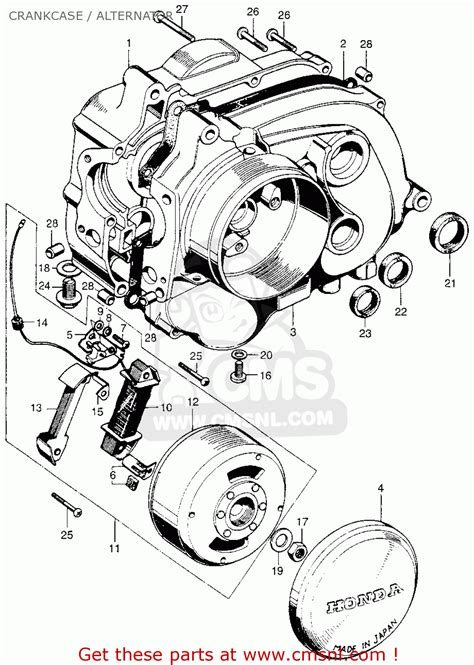 honda qa50 parts diagram honda auto wiring diagram